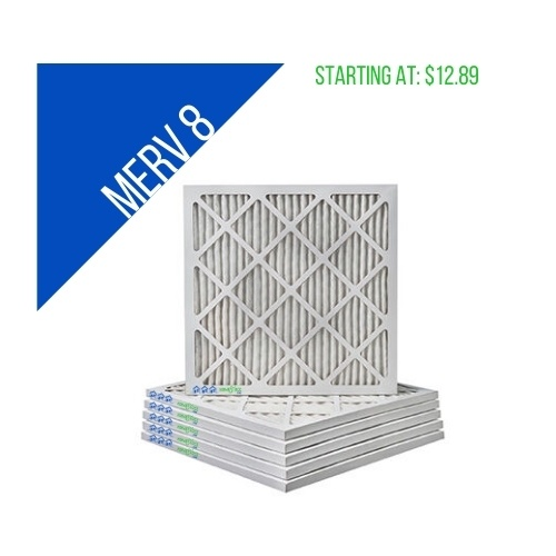 Merv 8 Filters with Price of starting at $12.89